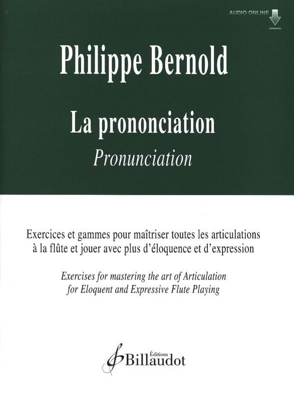 Philippe Bernold - Partition - di-arezzo.co.uk
