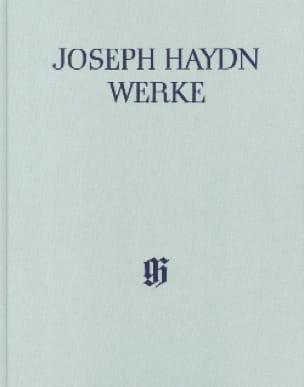 Barytontrios Nr. 25-48 - HAYDN - Partition - laflutedepan.com