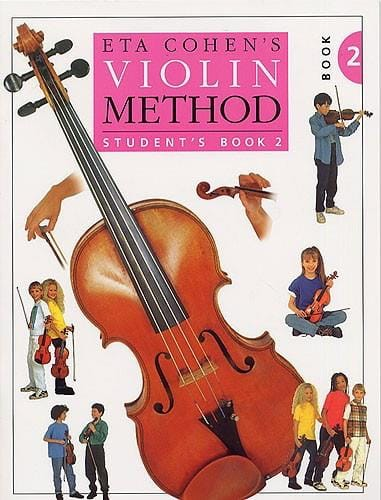 Eta Cohen - Violin Method, Volume 2 - Student - Partition - di-arezzo.com