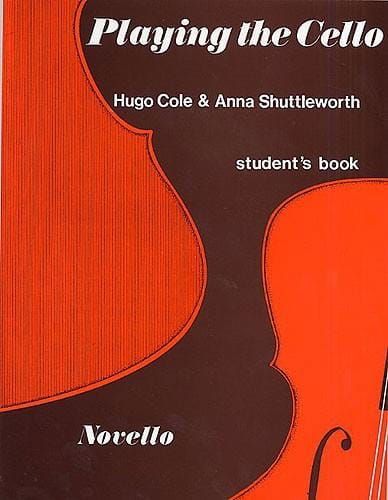 Playing the Cello - Student's Book - laflutedepan.com
