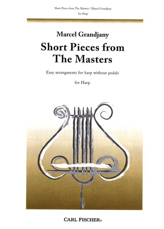 Short pieces from the Masters - Marcel Grandjany - laflutedepan.com