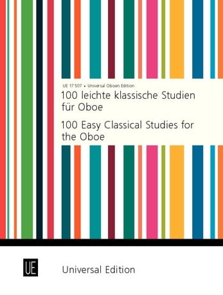 100 Leichte klassische Studien für Oboe - laflutedepan.com