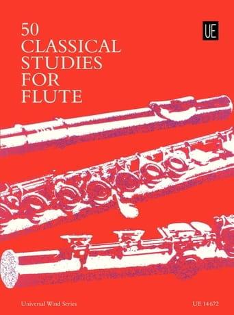 Frans Vester - 50 studi classici per flauto - Partition - di-arezzo.it