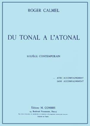 Du tonal à l'atonal - avec accompagnement - laflutedepan.com
