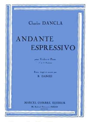 Andante Espressivo - Violon - DANCLA - Partition - laflutedepan.com