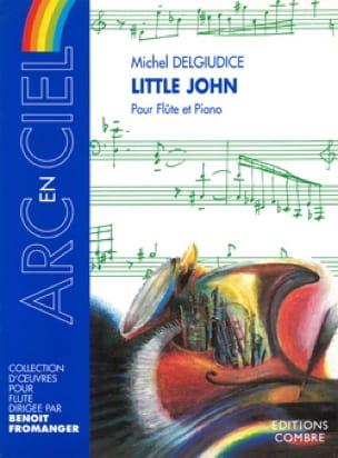 Little John - Michel Delgiudice - Partition - laflutedepan.com
