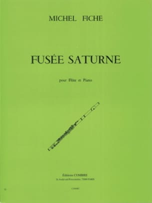Fusée Saturne - Michel Fiche - Partition - laflutedepan.com