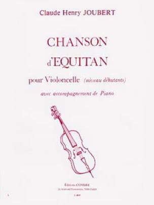 Claude-Henry Joubert - Song of Equitan - Partition - di-arezzo.co.uk