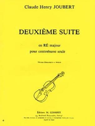 Claude-Henry Joubert - Suite # 2 in D major - Partition - di-arezzo.co.uk