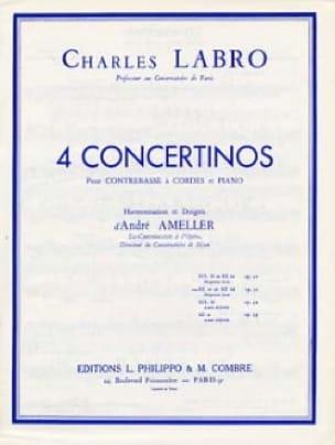 Concertino en ré mineur et ré majeur op. 31 - laflutedepan.com