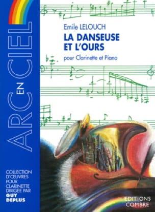 La Danseuse et L'ours - Emile Lelouch - Partition - laflutedepan.com