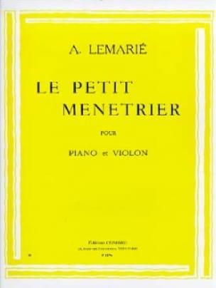 Le petit ménétrier - Amédée Lemarié - Partition - laflutedepan.com