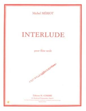 Michel Mériot - Interlude - Partition - di-arezzo.co.uk