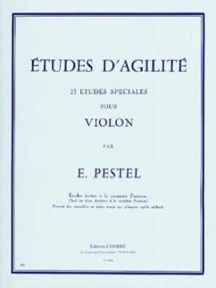 E. Pestel - Agility Studies - Partition - di-arezzo.co.uk