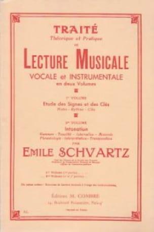 Traité de lecture musicale - Volume 1 - laflutedepan.com