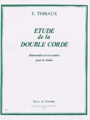 E. Thibaux - Study of the double rope - Partition - di-arezzo.co.uk