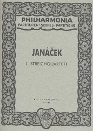 Leos Janacek - Streichquartett Nr. 1 - Partitur - Partition - di-arezzo.co.uk