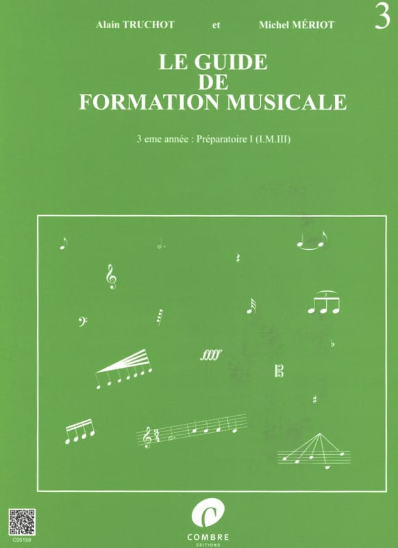 Alain TRUCHOT et Michel MÉRIOT - The Volume 3 Music Training Guide - Partition - di-arezzo.co.uk