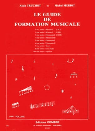 Alain TRUCHOT et Michel MÉRIOT - The Music Training Guide Volume 9 - Partition - di-arezzo.com