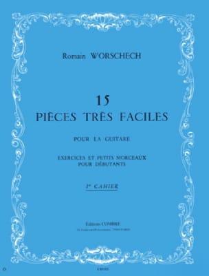 15 Pièces Très Faciles - 1er Cahier - laflutedepan.com