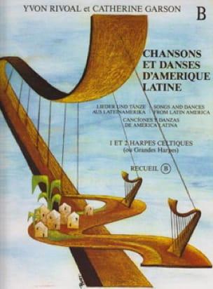 Chansons et danses d'Amérique latine - Volume B - laflutedepan.com