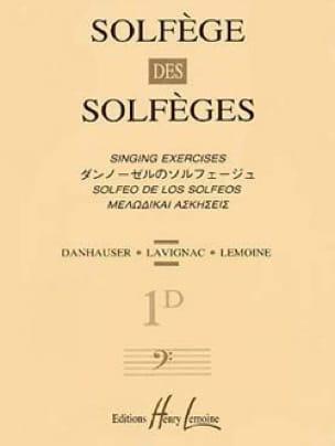 Volume 1d - S/A - Solfège des Solfèges - laflutedepan.com