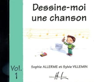 Allerme Sophie / Villemin Sylvie - CD - Draw Me a Song Volume 1 - Partition - di-arezzo.com