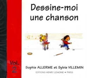 Allerme Sophie / Villemin Sylvie - CD / Draw Me a Song Volume 2 - Partition - di-arezzo.com