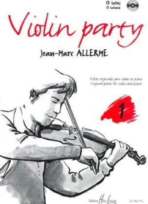 Violon Party Volume 1 - Jean-Marc Allerme - laflutedepan.com