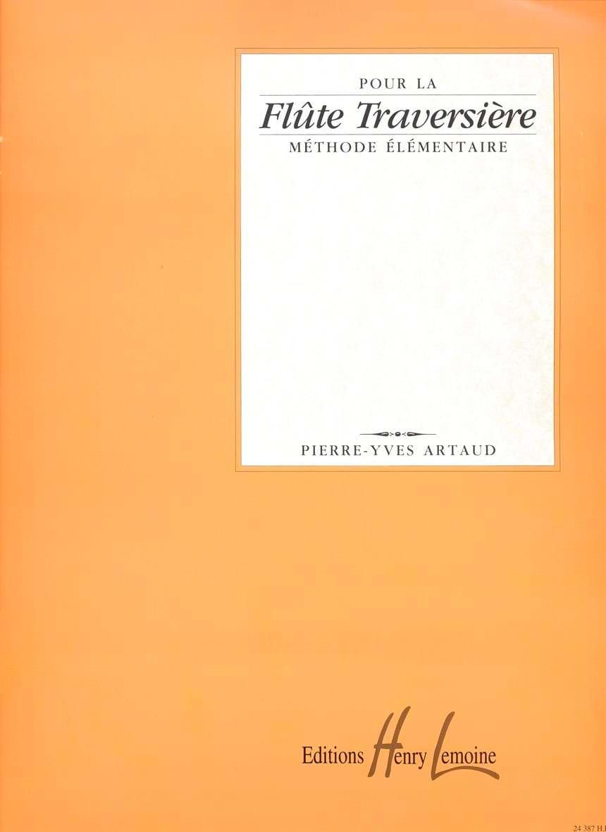 Pour la flûte traversière - Méthode élémentaire - laflutedepan.com