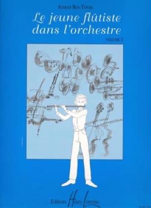 Le Jeune Flûtiste dans L'Orchestre Volume 1 - laflutedepan.com