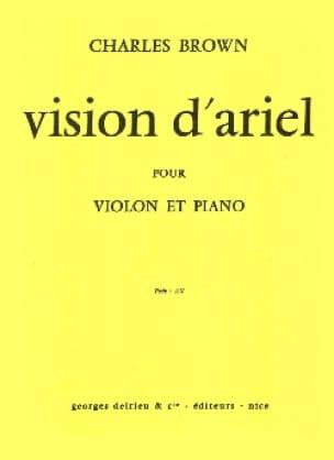 Charles Brown - Ariel's vision - Partition - di-arezzo.com