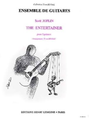The Entertainer -3 Guitares - JOPLIN - Partition - laflutedepan.com