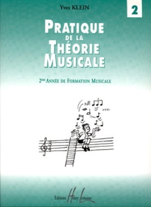 Yves Klein - Practice of Music Theory - Volume 2 - Partition - di-arezzo.co.uk