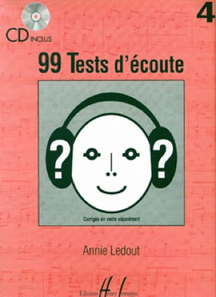 Annie Ledout - 99 Volume 4 listening tests - Partition - di-arezzo.co.uk