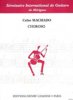 Celso Machado - Choroso - Partition - di-arezzo.co.uk