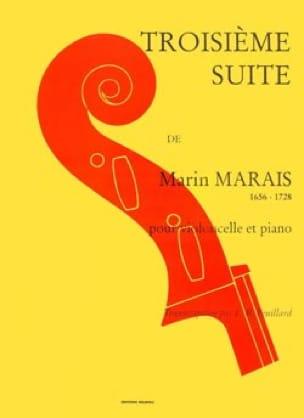 Marin Marais - 3rd Suite - Partition - di-arezzo.co.uk