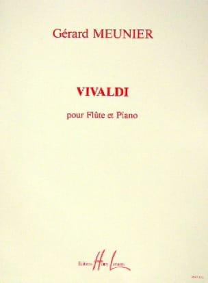 Gérard Meunier - Vivaldi - Partition - di-arezzo.com
