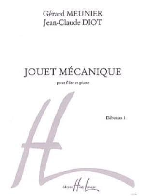 Meunier Gérard / Diot Jean-Claude - Mechanical toy - Partition - di-arezzo.com