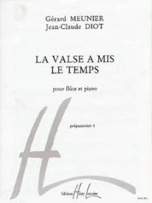 Meunier Gérard / Diot Jean-Claude - The Waltz put the Time - Partition - di-arezzo.com