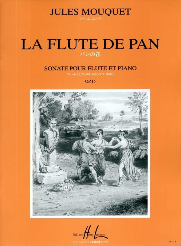 Jules Mouquet - La flauta de pan - Partition - di-arezzo.es