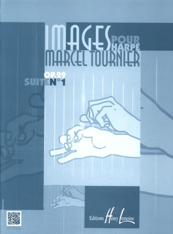 Images : Suite N° 1, Opus 29 - Marcel Tournier - laflutedepan.com