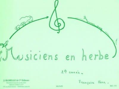 Musiciens en herbe - 2ème année - Françoise Herr - laflutedepan.com