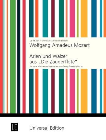 Arien und Walzer aus Die Zauberflöte - laflutedepan.com