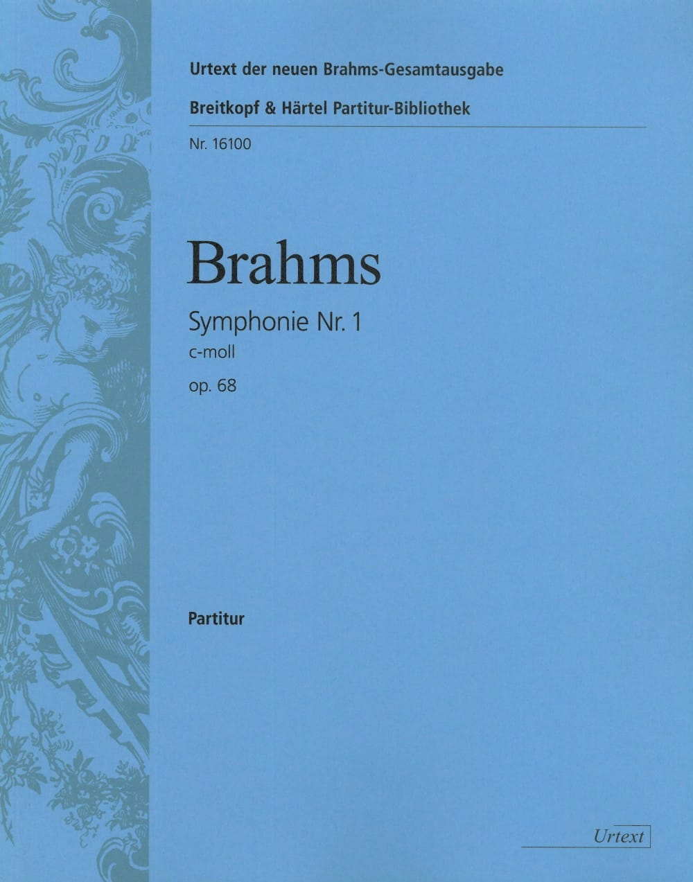 BRAHMS - Symphony No. 1 C-Moll Op. 68 - Partition - di-arezzo.co.uk
