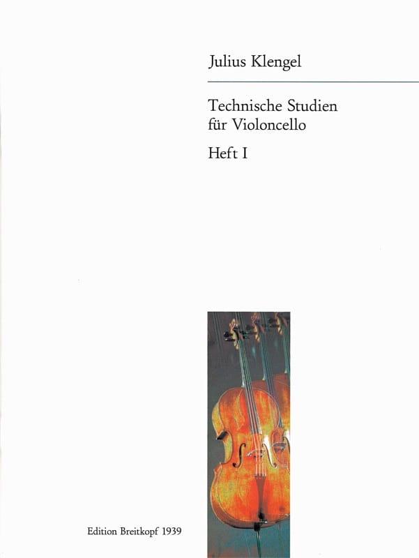 Technische Studien - Heft 1 - Julius Klengel - laflutedepan.com