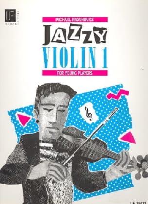 Jazzy Violon 1 - Michael Radanovics - Partition - laflutedepan.com