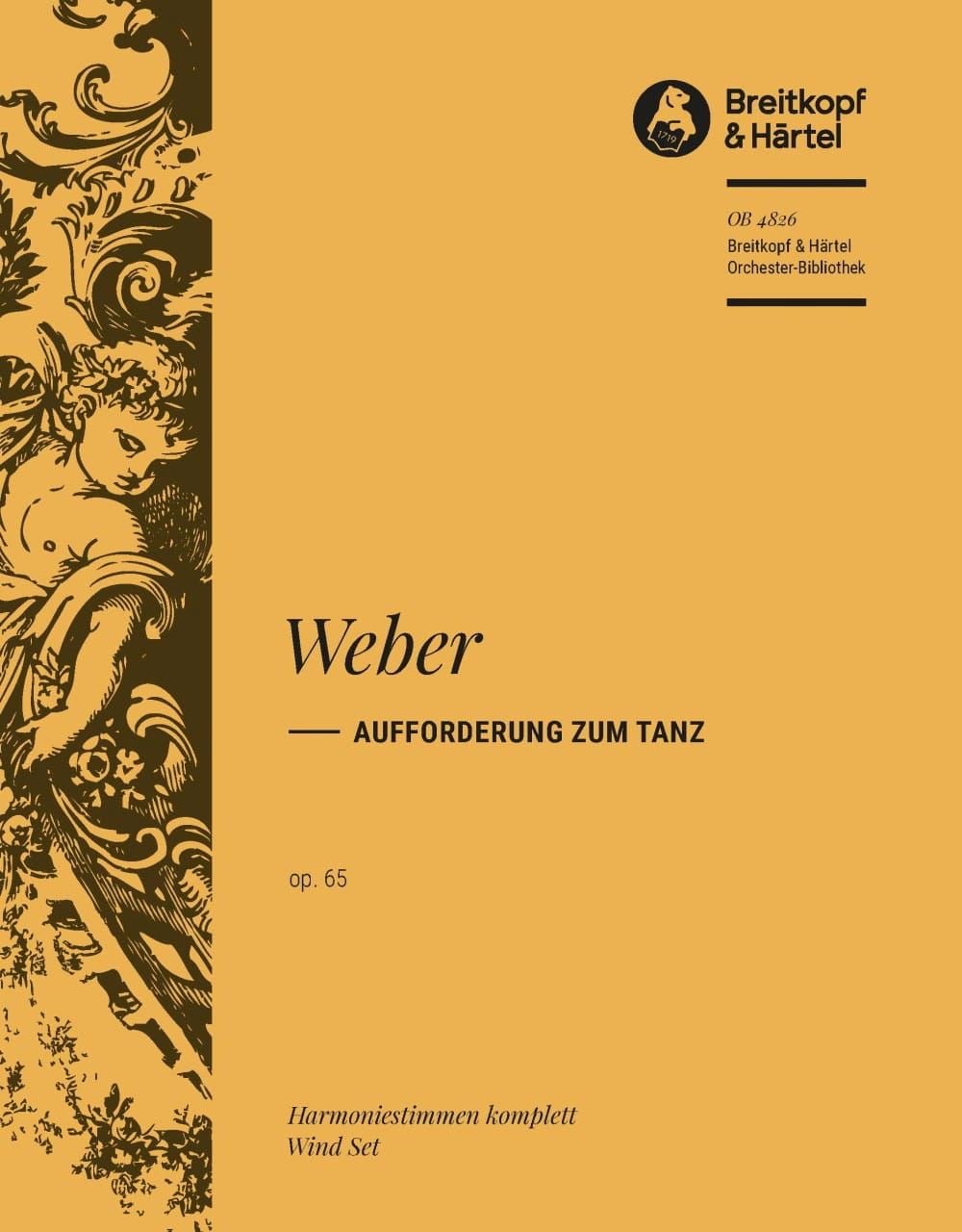 Aufforderung zum Tanz - Carl Maria von Weber - laflutedepan.com