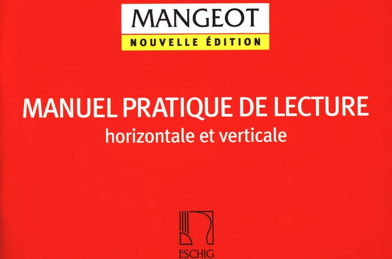 Anne-Marie Mangeot - Manual práctico de lectura - Partition - di-arezzo.es