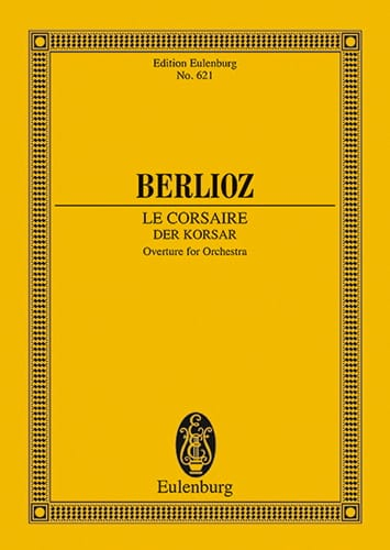 BERLIOZ - The Corsair - Opening - Partition - di-arezzo.co.uk